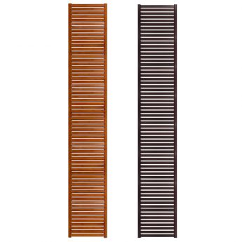 12in. & 16in. Deep Woodcrest 8ft. Shelf Length
