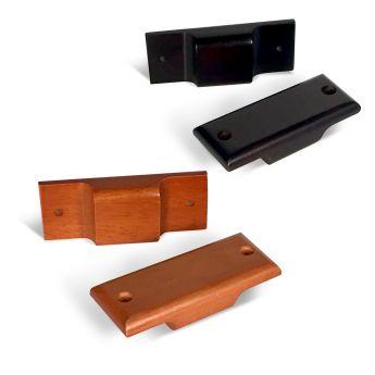 Woodcrest Wood Garment Bar Spacer Kit