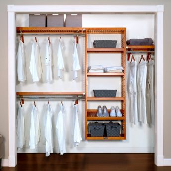 12in. Deep Woodcrest Premier Organizer